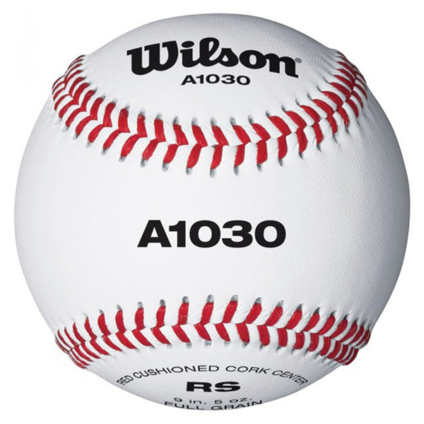 "Wilson A1030B SST baseball ball 9"" (unit)"