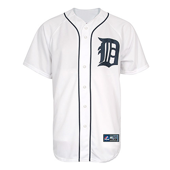 Majestic Detroit Tigers Home Jersey