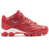 Rawlings Clubhouse Mid Red Rubber Cleat