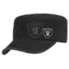 Reebok Womens Oakland Raiders Second Season Hook Military snap