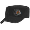 Reebok Womens Cincinnati Bengals Second Season Hook Military snap