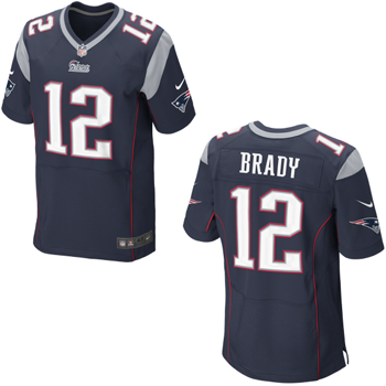 Nike Maillot New England Patriots Game (Brady)