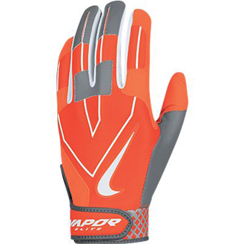 Nike Vapor Elite Batting Glove Orange