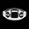 Schutt Chrome Elite Hard Cup Bk-Strap/Pad