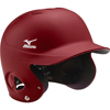 Mizuno MBH200 MVP G2 Fitted Batting Helmet Cardinal