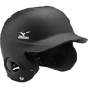 Mizuno MBH200 MVP G2 Fitted Batting Helmet Black