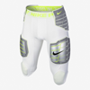 Nike Pro Combat Hyperstrong 3.0 Compression Integrated Padded /white