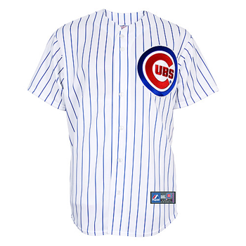 Majestic Chicago Cubs Home Jersey