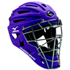 Mizuno Samurai Catcher's Helmet G4 Purple