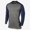 Nike Pro Hyperwarm Light Fitted Crew Navy