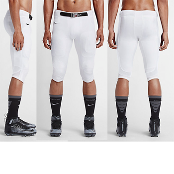 Nike Stock Open Field White/White