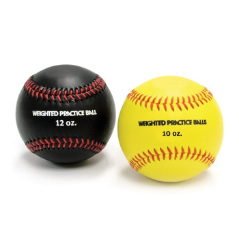 SKLZ Weighted Baseballs 2PK 10oz+12oz
