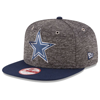 New Era Dallas Cowboys 2016 NFL Draft 9FIFTY Original Fit Snapback Cap