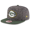 New Era Green Bay Packers 2016 NFL Draft 9FIFTY Original Fit Snapback Cap