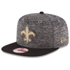 New Era New Orleans Saints 2016 NFL Draft 9FIFTY Original Fit Snapback Cap
