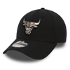 New Era NBA Chicago Bulls Metallic 39THIRTY