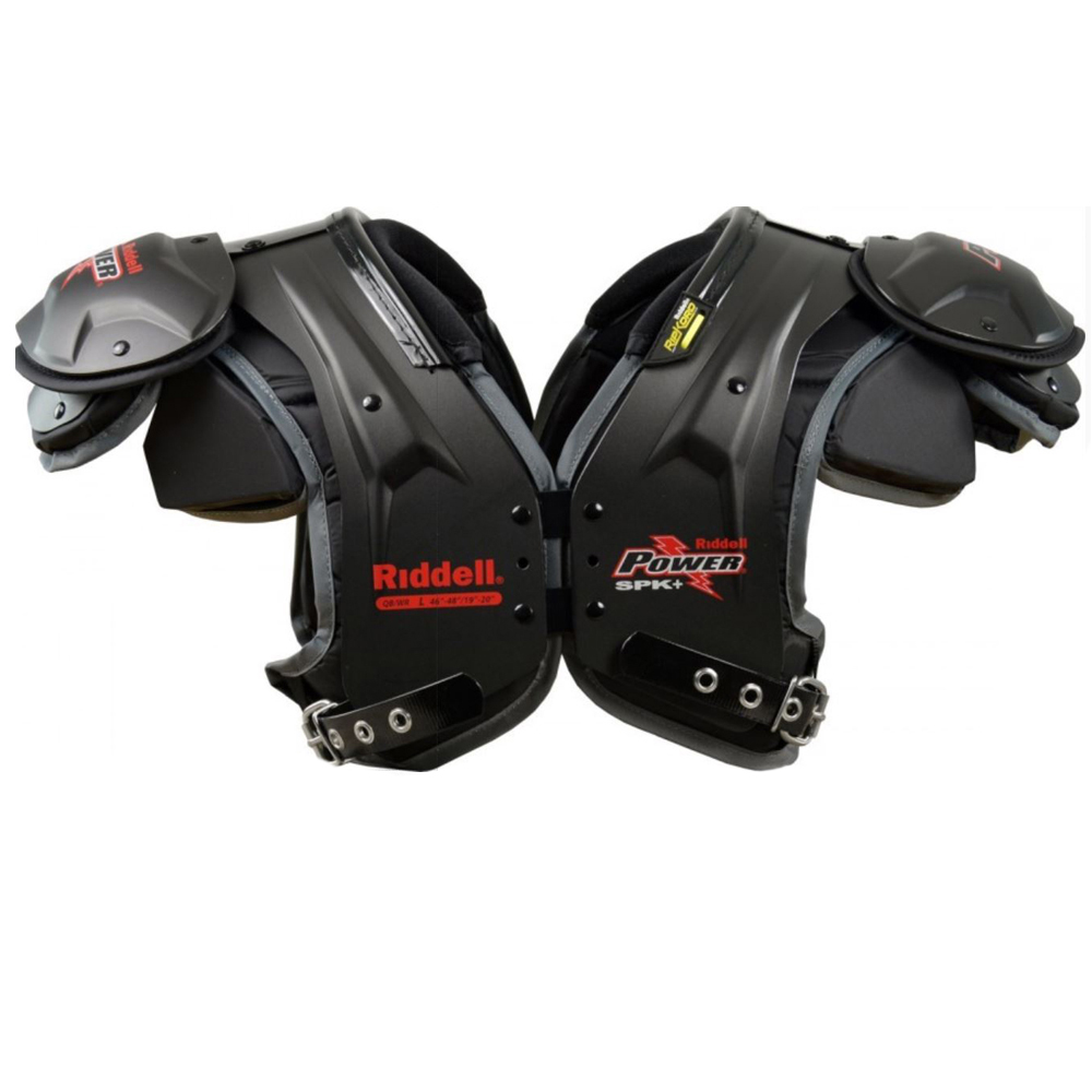 Riddell/SPK+ QB/WR  American Football Shoulderpads