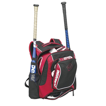 DeMarini MOMENTUM BACKPACK WTD9407+