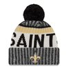 New Era NFL New Orleans Saints 2017 Sideline Knit