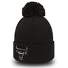 New Era NBA Chicago Bulls Logo Shine Bobble