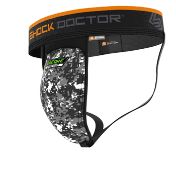 Shock Doctor Supporter w/AirCore Hard Cup 233