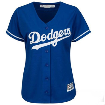 Majestic Los Angeles Dodgers Womens Cool Base® Jersey