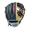 "Wilson A500 WTA05RB18115  11.5"" youth 10-13"