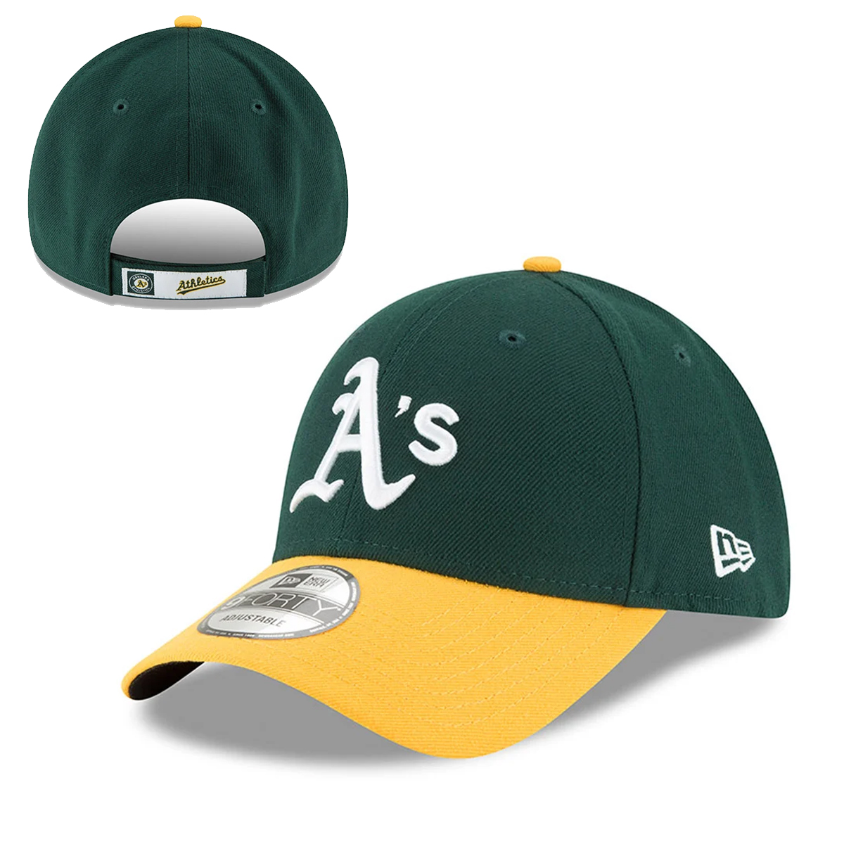 New Era MLB Oakland Athletics The League 9FORTY