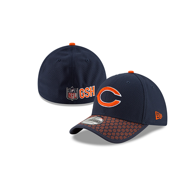 New Era NFL Chicago Bears ONF NFL 17 39Thirty Sideline C