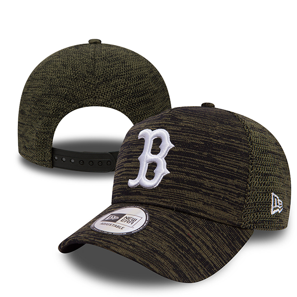 New Era MLB Boston Red Sox Engineered Fit