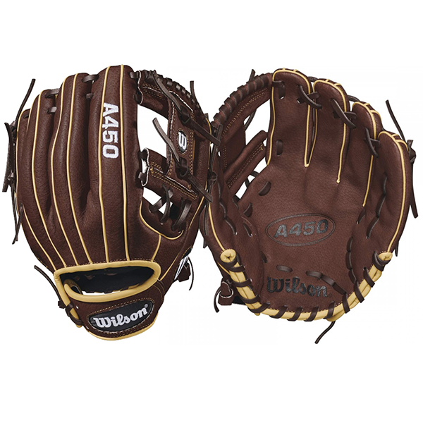 "Wilson A450 11.5"" Youth Baseball Glove A04RB181787"