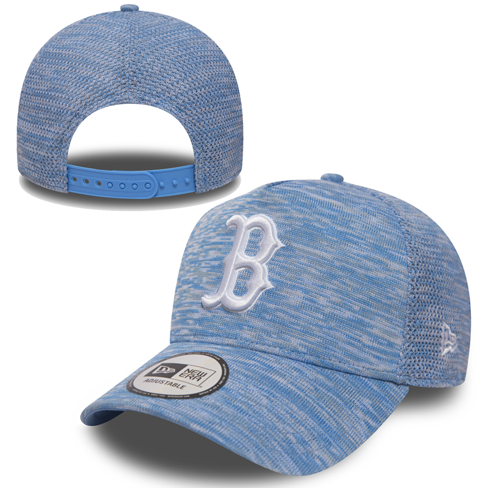New Era Boston Red Sox Engineered Fit 9FORTY A Frame Blue-sky