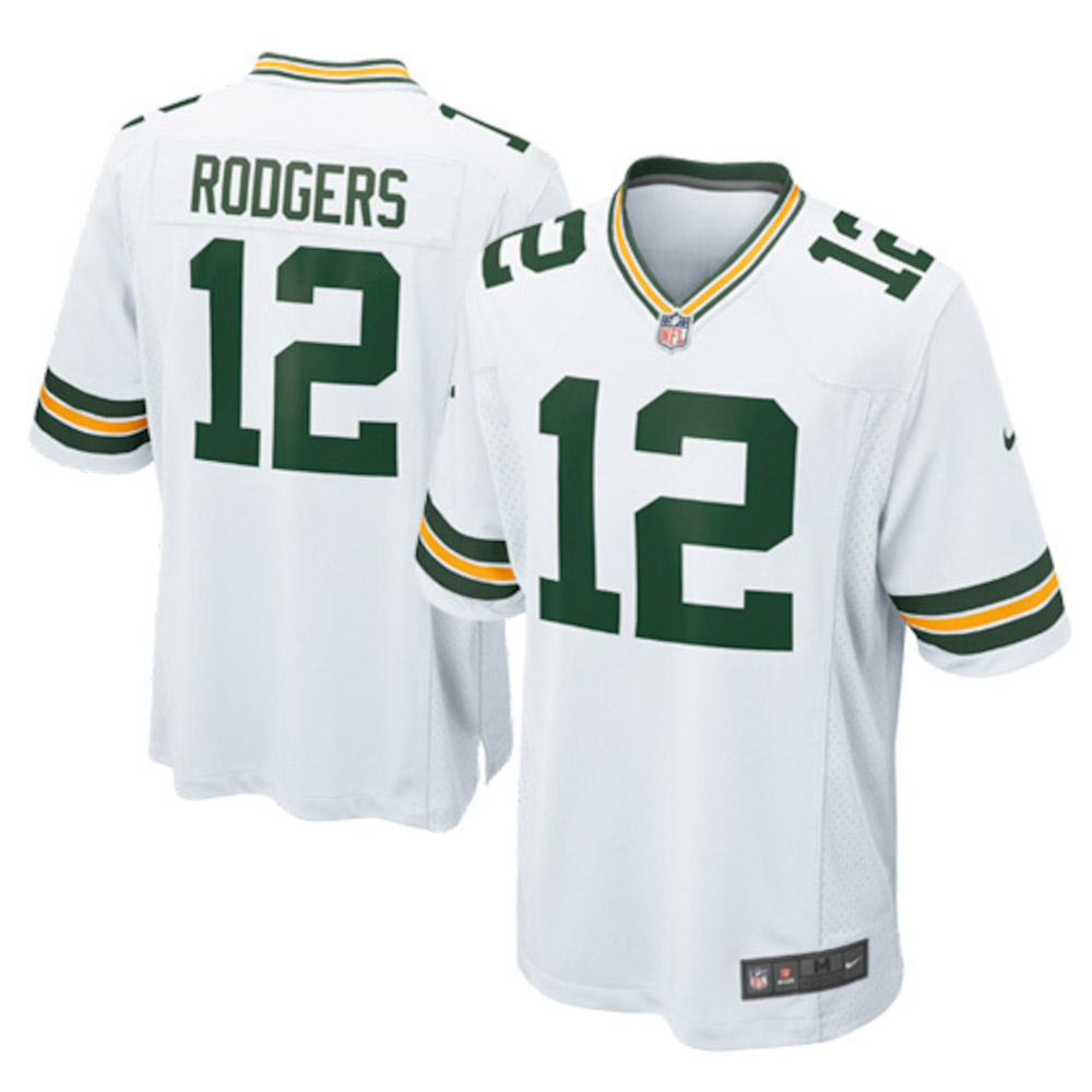 Nike NFL Green Bay packers Game Jersey Aaron Rodgers