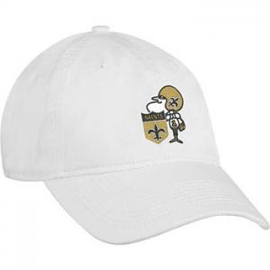 Reebok Womens New Orleans Saints Classic Slouch Adjustable Hat