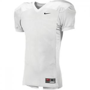 Nike Team Defender Football Jersey White