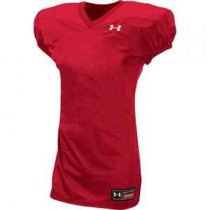 Under Armour UFJ135 Instinct Football Jersey Red