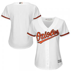 Majestic MLB Baltimore Orioles Womens Cool Base® Jersey