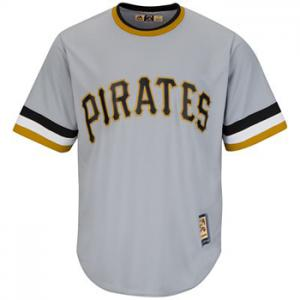 Majestic MLB Pittsburgh Pirates Cooperstown Cool Base® 1960 Jersey -