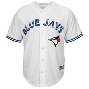 Majestic MLB Toronto Blue Jays Cool Base Home Jersey