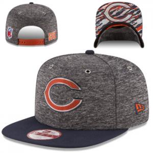 New Era NFL Chicago Bears 2016 Draft 9FIFTY Original Fit Snapback Cap