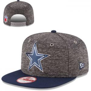 New Era NFL Dallas Cowboys 2016 Draft 9FIFTY Original Fit Snapback Cap