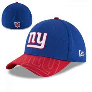 New Era NFL New York Giants 2016 Official NFL Sideline 39THIRTY
