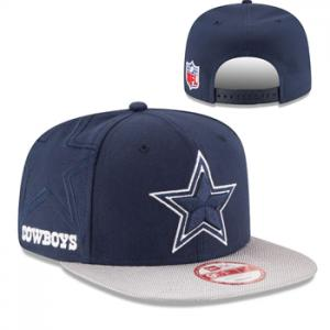 New Era NFL Dallas Cowboys 2016 Official Sideline 9FIFTY Original Fit Cap