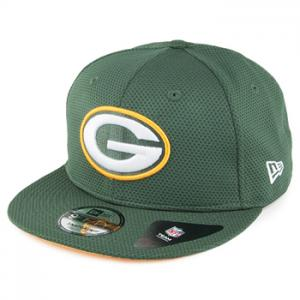 New Era NFL Green Bay Packers Training Mesh 9Fifty