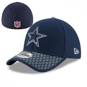 New Era NFL Dallas Cowboys ONF NFL 17 39Thirty Sideline D