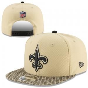 New Era New Orleans Saints ONF Sideline 9Fifty OF