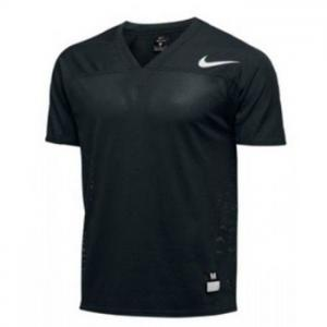 Nike Dry Flag Football Jersey Black