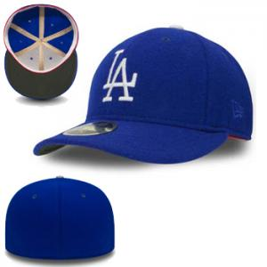 New Era MLB Los Angeles Dodgers Relocation Heritage Low Profile 59FIFTY