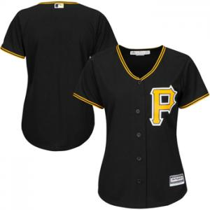 Majestic MLB Pittsburgh Pirates  Womens Cool Base® Jersey