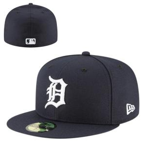 New Era MLB Detroit Tigers Authentic On-Field Home 59FIFTY